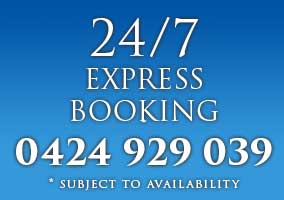November Special Offer Link Airport Perth WA