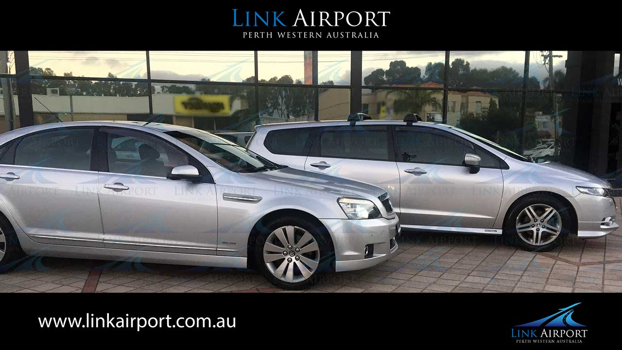 link airport car