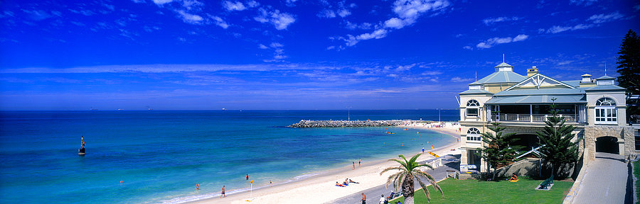 Cottesloe Beach-Perth